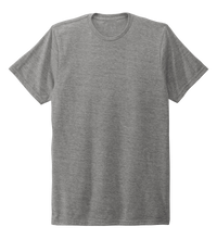 Load image into Gallery viewer, Unisex Crew Neck T-shirt in Oyster Grey
