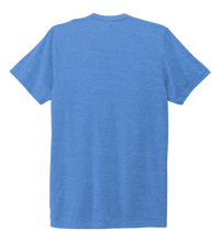 Load image into Gallery viewer, Ocean Habitats - Unisex Crew Neck T-shirt in Sky Blue