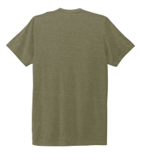 Load image into Gallery viewer, StepChange Unisex Crew Neck T-shirt in Earthy Green