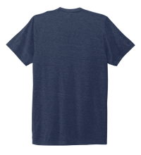 Load image into Gallery viewer, StepChange Unisex Crew Neck T-shirt in Deep Sea Blue