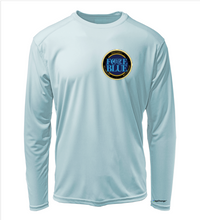 Load image into Gallery viewer, FORCE BLUE 100 YARDS OF HOPE Shirt in Cloud Blue