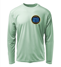 Load image into Gallery viewer, FORCE BLUE 100 YARDS OF HOPE Shirt in Sea Foam Green