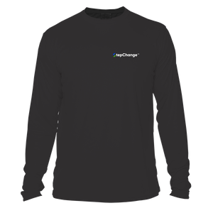 StepChange Performance Shirt in Slate Black