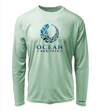 Load image into Gallery viewer, Ocean Habitats Shirt in Sea Foam Green