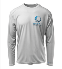 Load image into Gallery viewer, Ocean Habitats Shirt in Pearl Grey
