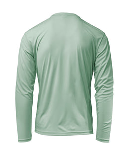 StepChange Shirt in Sea Foam Green