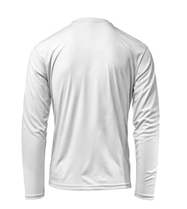 StepChange Performance Shirt in Marine White