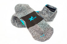 Load image into Gallery viewer, Ankle Sock 3-Pair Bundle in Oyster Grey