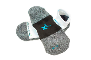 Ankle Sock 3-Pair Bundle in Whitecaps *Buy2PairGet1Free Bundle*