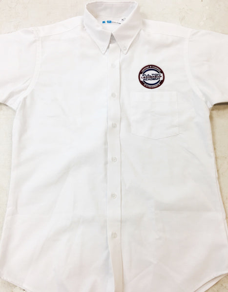 Short Sleeve Oxford - middle school