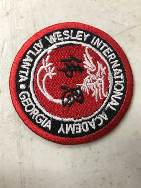 Wesley international Academy Patch