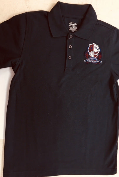 Fulton Leadership Academy: Short sleeve polo