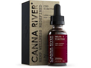 Canna River Delta 8 THC Tincture Oil 60ML