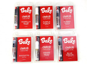 Bake Delta 8 Cartridge 947MG