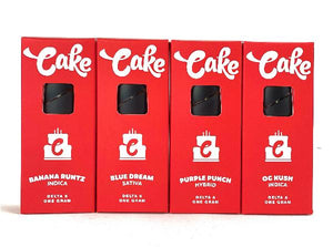 Cake Delta 8 Rechargeable Disposable Device