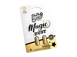 Lipht Magic Dust Full Spectrum Extract Capsules