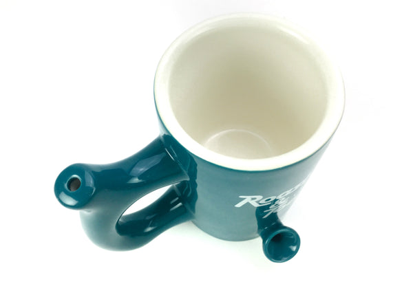 5.5'' Large Roast Mug Smoking Ceramic Pipe