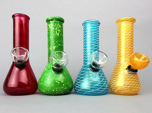 5″ Glass Water Pipe