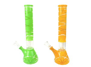 12.5'' Beaker Base Glass Water Pipe 1pc