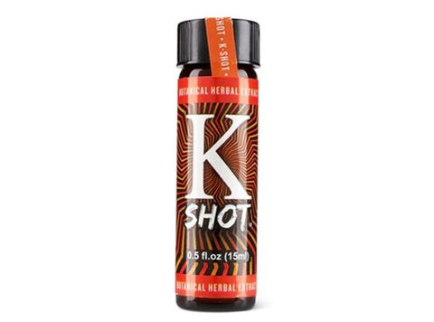 K Shot Botanical Herbal Extract 0.5 fl oz