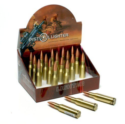 Bullet shaped refillable Lighter (1PC)