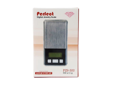 Perfect Digital Jewelry Scale PZ9-500 500 x 0.1g
