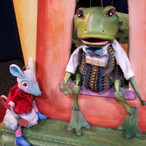 Children's Theatre Company puppet workshop - 2 hour visit