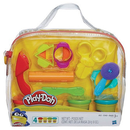 Play-Doh and Tools
