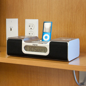CD players/iPod docking stations