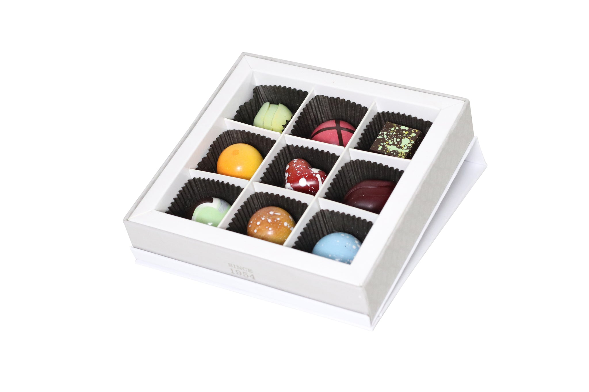 9 Piece California Chocolate Gift Box