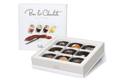 9 Piece Beer Chocolate Gift Box