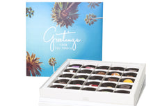 25 Piece California Chocolate Gift Box