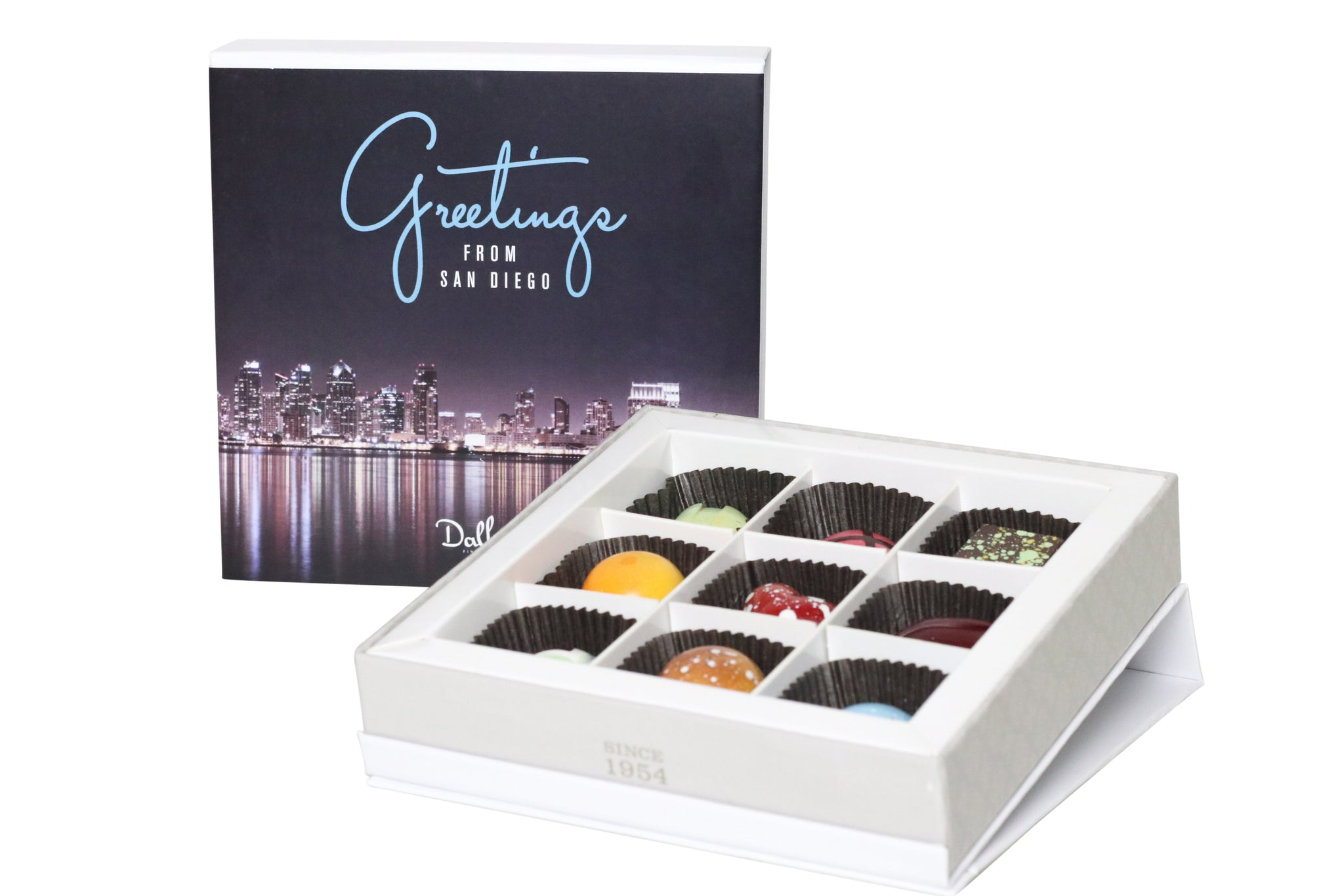 9pc San Diego Gift Box