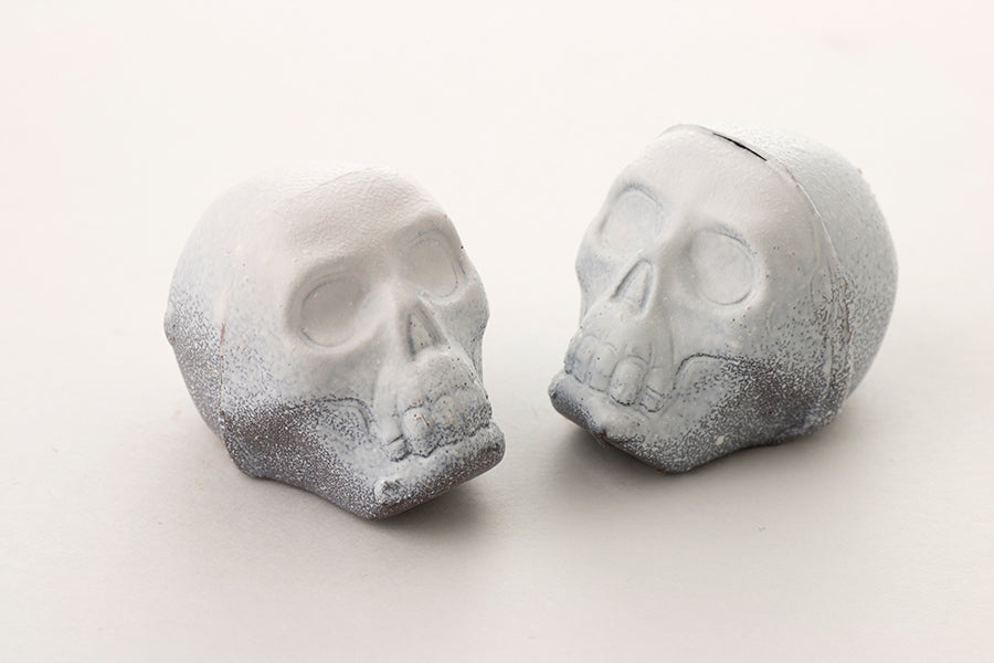 Spooky Halloween Skull Candy - 9 Piece Chocolate Box
