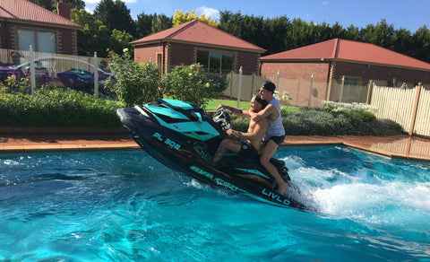 TROY WILLIAMS JET SKI