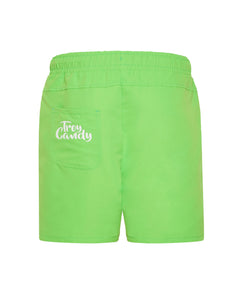 Troy Candy Board Shorts - Green