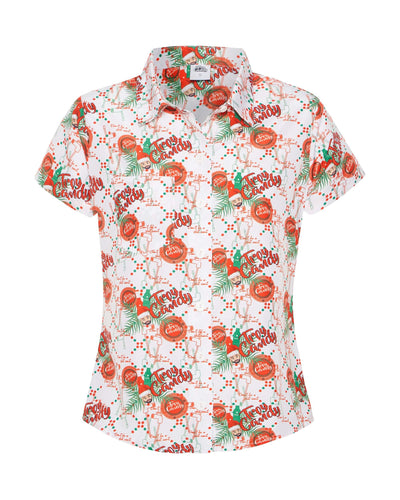 Women's XMAS Party Shirt (Pre-Order)