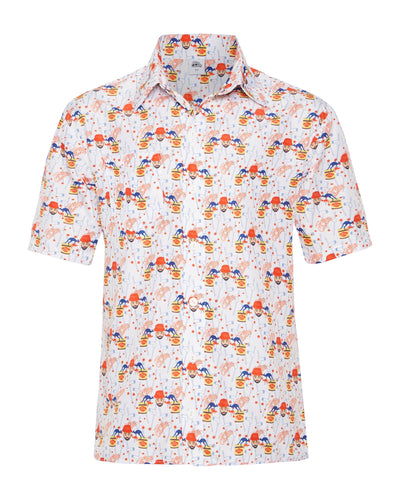 Men's 'Straya Day Party Shirt (Pre-Order)