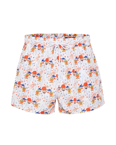 Women's 'Straya Day Party Shorts (Pre-Order)