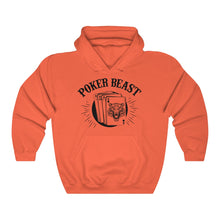 Load image into Gallery viewer, Poker Beast Unisex Heavy Blend™ Hooded Sweatshirt
