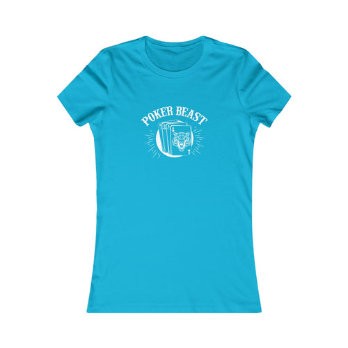 Women's Poker Beast T-shirt