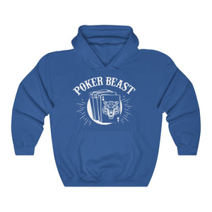 Poker Beast Unisex Heavy Blend™ Hooded Sweatshirt