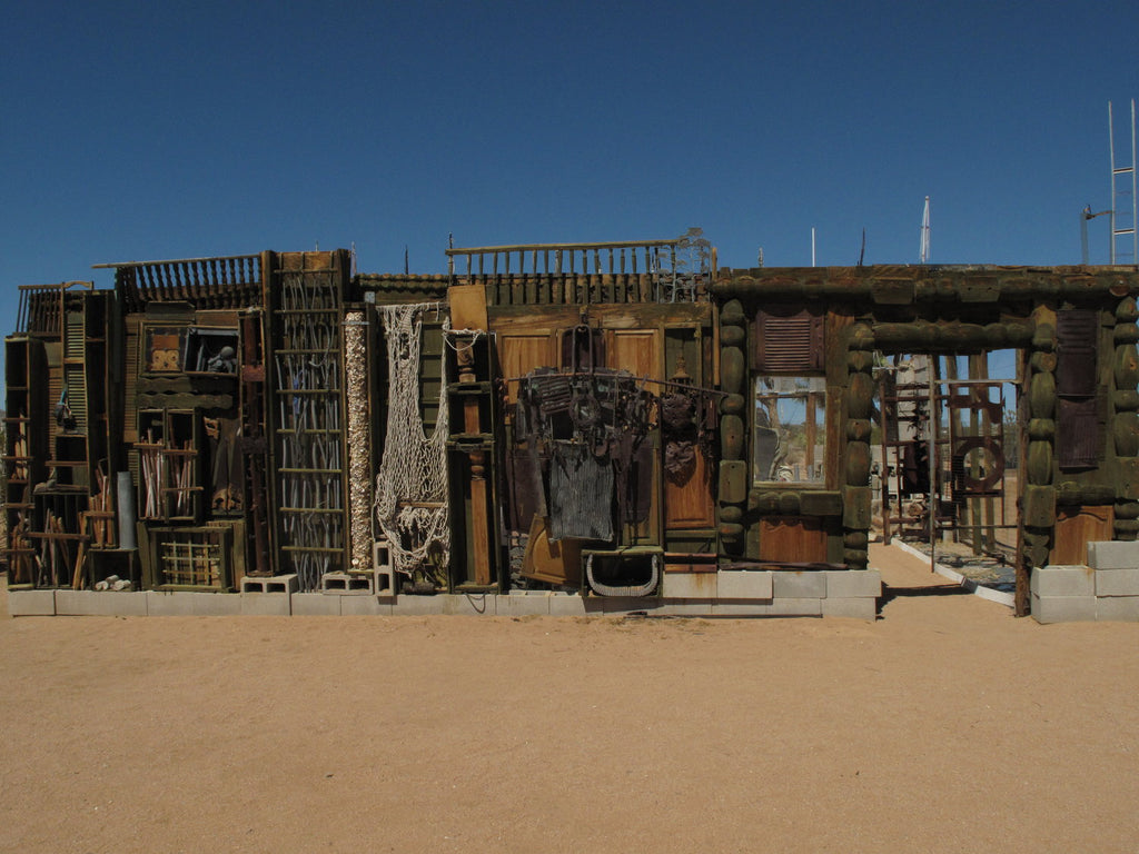 """Art Should be a Confrontation"" According to Noah Purifoy"