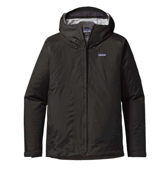 Patagonia M's Torrentshell Jacket Black - SantoLoco Hawaii