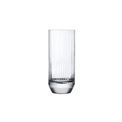 Big Top@Set of 4 High Ball Glasses 10 oz