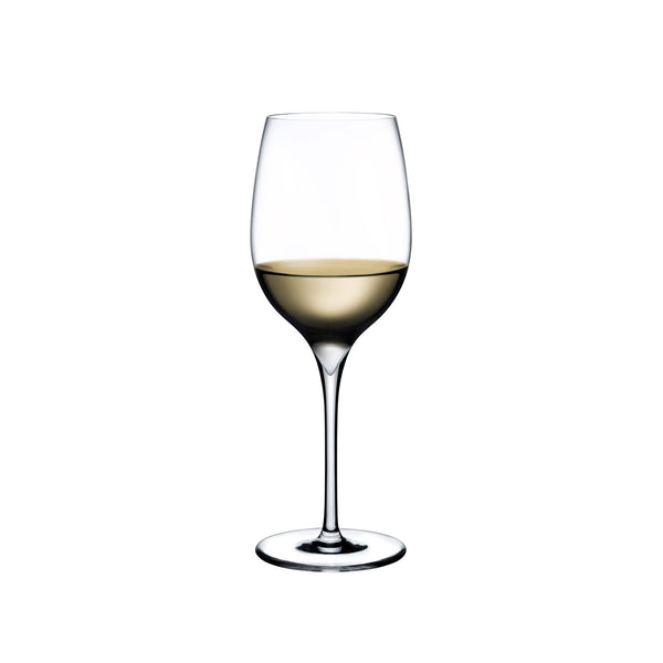 Dimple@Set of 2 Aromatic White Wine Glasses
