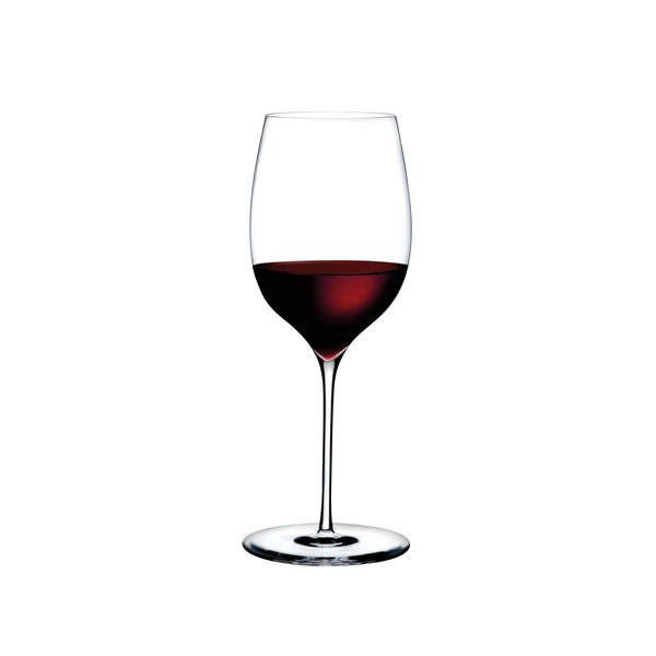 Dimple@Set of 2 Powerful Red Wine Glasses