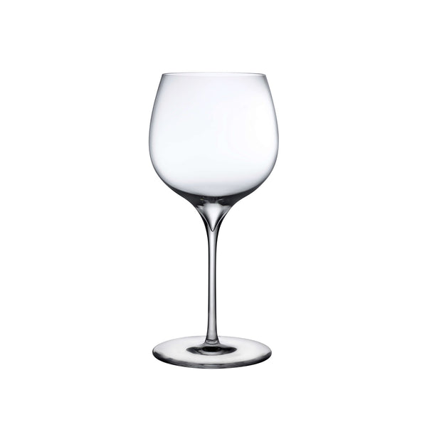 Dimple@Set of 2 Rich White Wine Glasses
