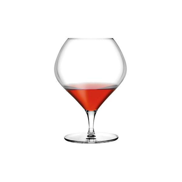 Fantasy@Set of 2 Cognac Glasses