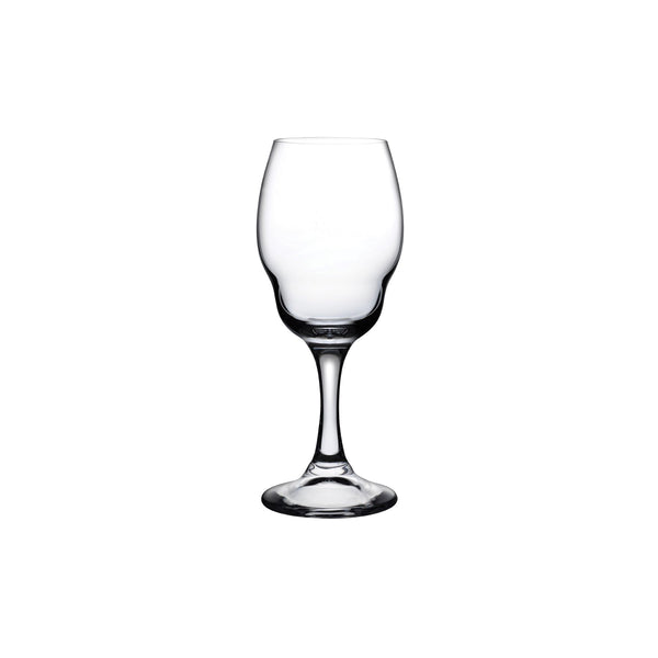 Heads Up@Set of 2 White Wine Glasses
